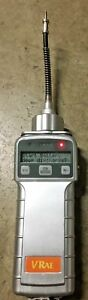 Rae Systems Pgm 7800 Multigas H2s Co So2 Oxy Portable Gas Monitor Detector
