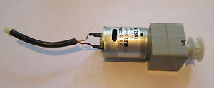 Small Kelvin K14 2841 24v Dc Stepper Motor With Gearbox And Pulley