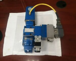 Rexroth Hydro norma Servo proportional solenoid Valve Shipping Included