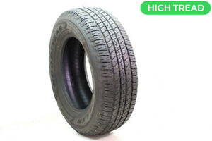 Used 265 65r18 Goodyear Wrangler Fortitude Ht 112t 10 5 32