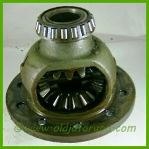 At10444t M1681t John Deere 40 420 430 320 330 Differential Assembly nice Part