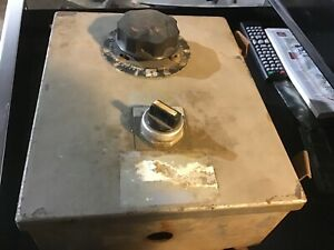 Staco Energy 501 Variable Transformer In Enclosure With Ab 800th2 Switch Etc
