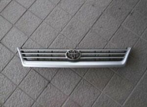 Toyota Corolla Ae100 Ae101 Wagon Front Grill Grille Silver