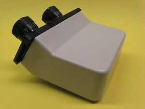 Leitz Binocular Microscope Head For Laborlux Or Dialux