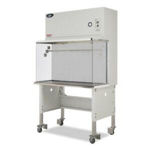 Laminar Airflow Clean Bench Safety Hood Workstation