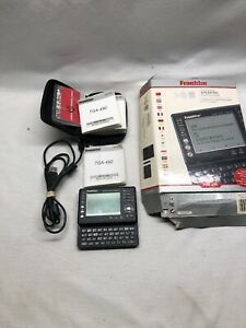 Franklin Tga 495 Speaking Global Translator Used But Great Condition