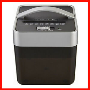 Commercial Home Office Shredder Heavy Duty Cross Cut Paper Credit Card Business