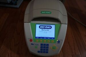 Bio rad Mycycler Thermal Cycler W 96 Well Block Minicycler Cds