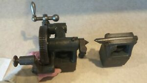 Tool Cutter Grinder Lathe Mill Shaper Indexing Centers Fixture Brown Sharpe 4255