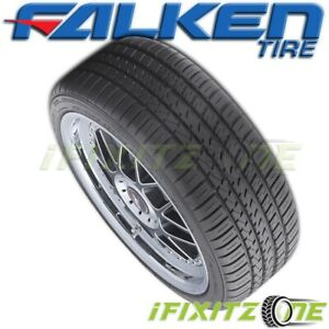 1 New Falken Azenis Fk450 A S 225 45zr17 94w Xl Blk Ultra High Performance Tires