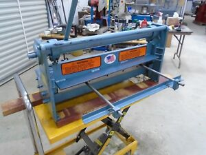 Roper Whitney pexto 24 Bench Shear