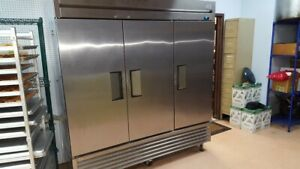 True T 72f 72 Cu Ft Commercial Freezer Excellent Condition Under Warranty