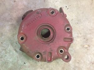 Farmall Super C Tractor Original Ih Disk Brake Cover 355989r1