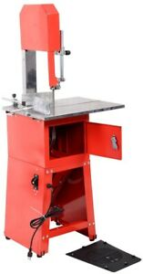 Electric 550w Stand Up Meat Band Saw Grinder Processor Tangkula Butcher