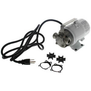 Utility Pump stainless Steel 115 V Little Giant 360s Water Transfer Compact