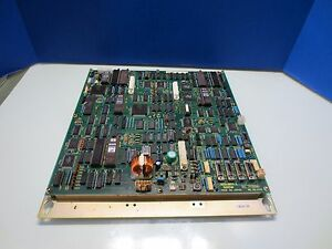 Brother Circuit Board B52j057 1 Tc 324 Cnc Tapping Center Warranty