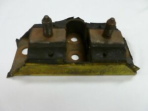 1968 69 70 Nos Ford Mustang 4 Speed Transmission Mount Boss 302 428cj 428scj Oem