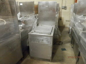 Lucks Gas Donut Fryer Or Funnel Cake Shallow Fryer With Filter System Works Good