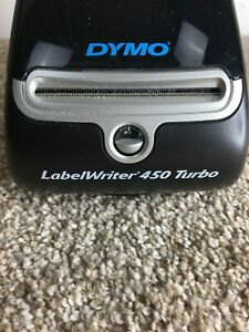 Dymo Labelwriter Turbo 450 Thermal Printer Excellent Condition