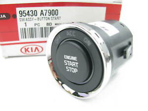 New Genuine Ignition Starter Switch Start Stop Button Oem For Kia 95430a7900