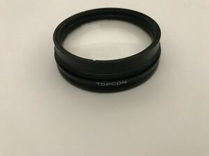 Topcon F 175mm Front Objective Lens For Oms 300 Oms 320 Surgical Microscope