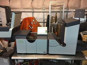Neopost Ds85 Hasler M8500 Folder Inserter Formax 115k Cycles