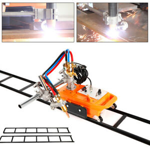 470 230 240mm Aluminum Torch Track Burner Cg1 30 Gas Cutting Machine Cutter Ups