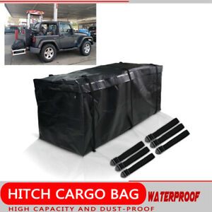 Rainproof Storage Luggage Tow Trailer Hitch Cargo Carrier Bag For Cherokee