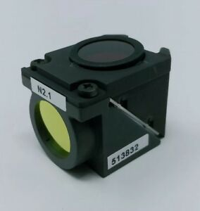 Leica Microscope N2 1 Fluorescence Filter Cube small