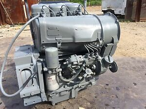 Deutz F3l912 Diesel Engine Industrial Loader Agricultural Irrigation Engine
