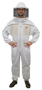 Humble Bee 430 Ventilated Beekeeping Suit With Round Veil x large