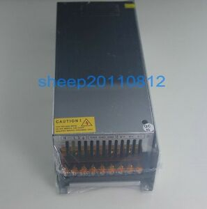 Ac100 120v To 0 200v Dc Output Adjustable 500w Switching Power Supply