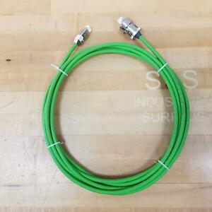 Siemens 6fx8002 2dc10 1af0 Signal Cable Motion Connect 800 Plus 5 Meters