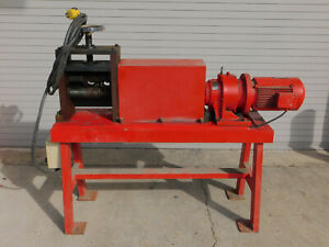 Industrial Scrap Yard Copper Cable Wire Stripper Stripping Machine 1 4 2 1 2