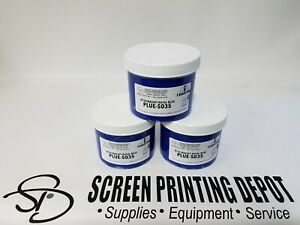 Plastisol Union Ink Ef Ultrasoft Royal Blue Single Quart