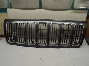 Grille Chrome Fits 99 03 Grand Cherokee 212278