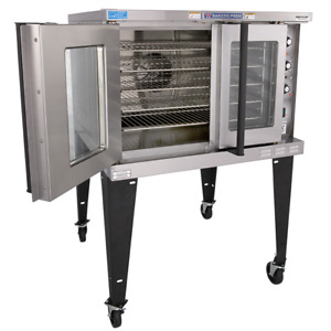 Bakers Pride Bco e1 Cyclone Series Full size Single Commercial Convection Ovens