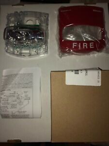 Brand New Simplex 4906 9101 Wall Mount Fire Alarm Strobe