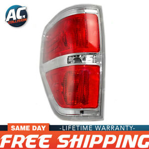 Fo2818143 Tail Light For 2009 2011 Ford F 150 Rh