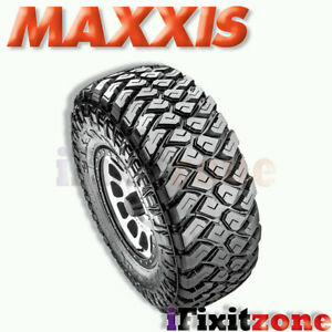 1 Maxxis Razr Mt 35x12 50r17lt 121q E 10 All Terrain Off Road Performance Tires