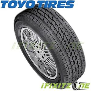 1 Toyo Open Country Ht P265 70r18 114s Owl 640 Ab Highway All Season Tires
