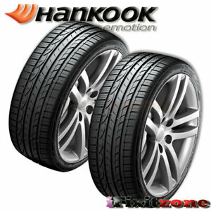 2 Hankook H452 Ventus S1 Noble2 245 45r17 99w All Season Performance Tires
