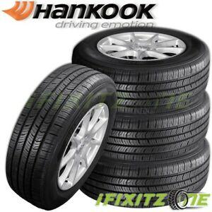 4 Hankook H737 Kinergy Pt 225 65r17 102h Tires