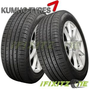 2 Kumho Solus Ta31 235 55r16 98v Versatile All Season Performance Tires