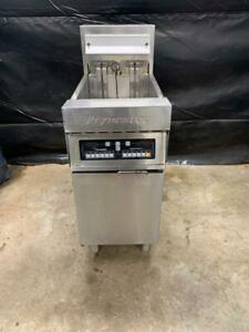 Frymaster H114tcsd Electric 40 Lb Fryer
