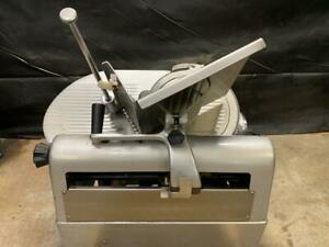 Hobart 1712 Automatic Deli Meat Cheese Slicer 12