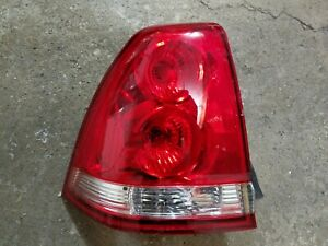 2004 2007 Chevy Chevrolet Malibu Maxx Driver Left Tail Light Tail Lamp Lh