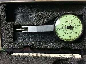 Federal Test Master Testmaster T 2 T2 Very Precise Jeweled Dial Indicator