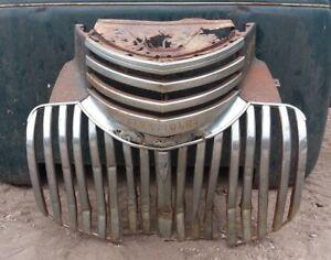 1941 1946 Chevy Chevrolet Pickup Truck Grill 1942 1943 1944 1945