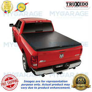 Truxedo For 2011 2018 Ram 1500 2500 3500 Truxport Roll Up Tonneau Cover 248901